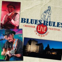 CD Blues Rules Live