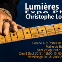 Lumières Blues - Expo Photo